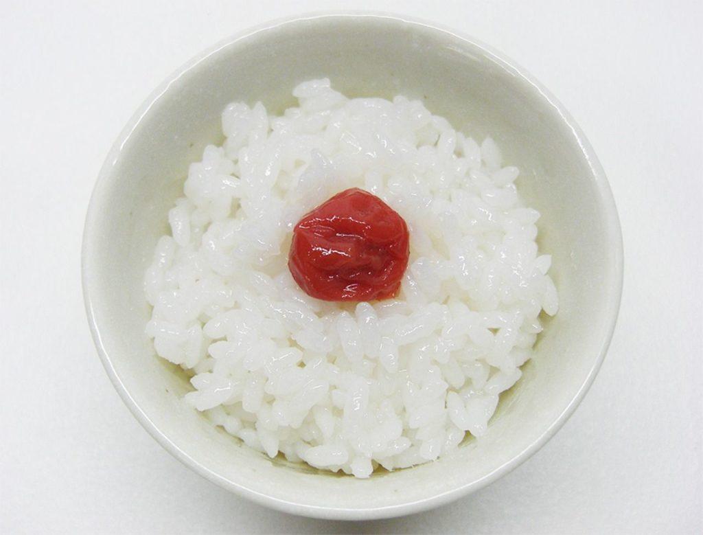 Photo d'un riz gluant cuit