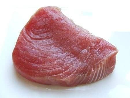 Cuisson du thon rouge albacore