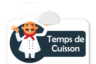 Temps de cuisson, votre référence pour cuisiner correctement